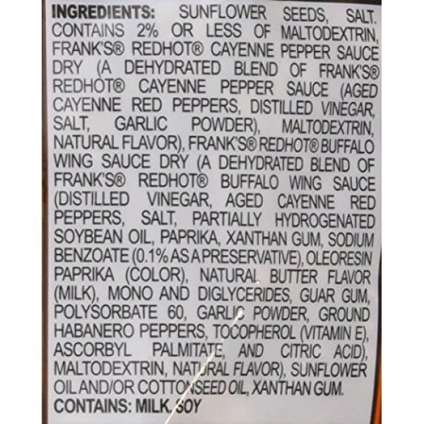 BiGS Old Bay Seasoned Sunflower Seeds 5.35oz Bag