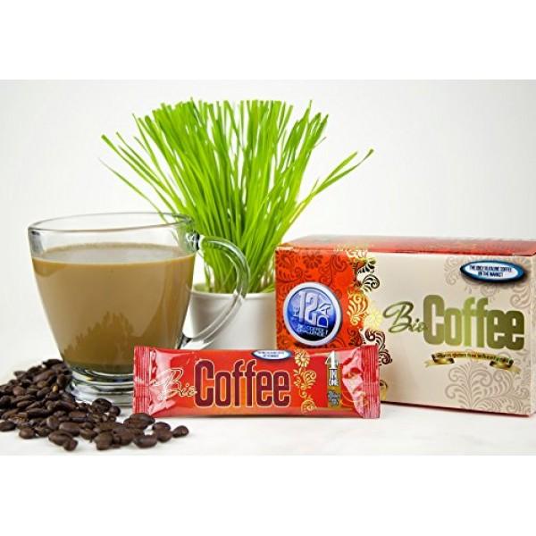 Bio Coffee- NEW! - First Organic Instant Non-dairy Alkaline Coff...