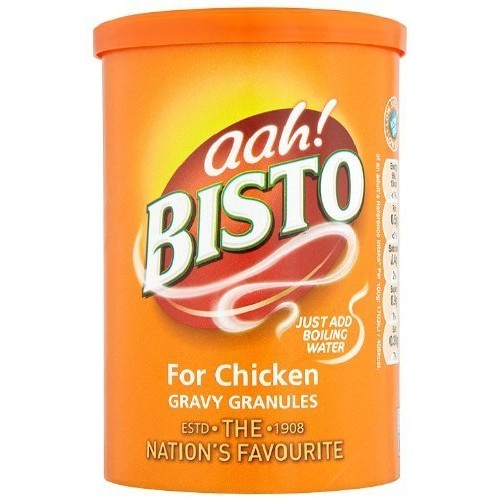 Bisto Gravy Granules For Chicken - 170g - Pack of 4 170g x 4