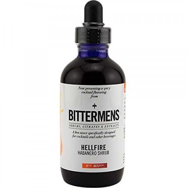 Bittermens Cocktail Bitters Collection - Set of 8 Flavors