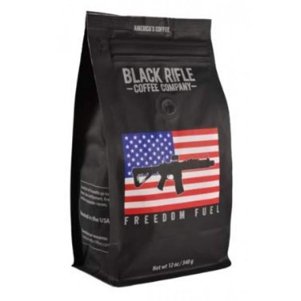 Black Rifle Coffee Company Whole Bean 12oz Bag Freedom Fuel