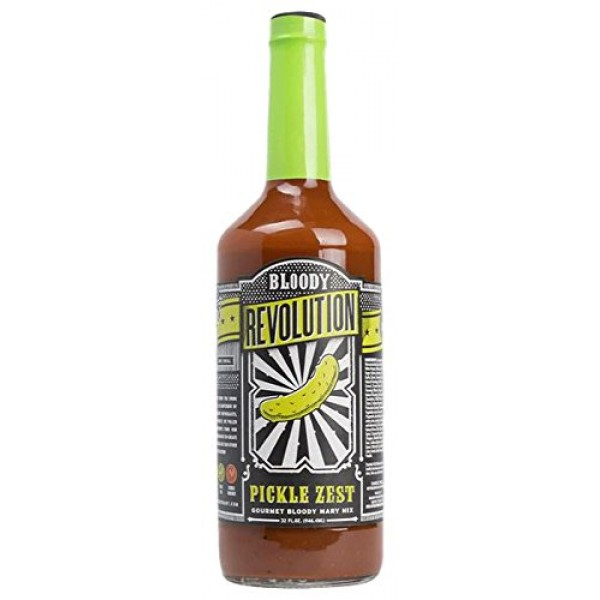 Bloody Revolution Gourmet Mixes Bloody Revolution Pickle Zest