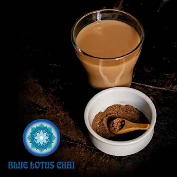 Blue Lotus Chai - Traditional Masala Chai - Makes 100 Cups - 3 O...