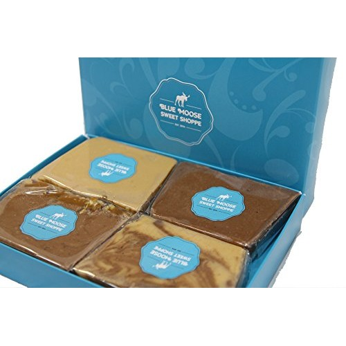 Classic 1 LB Sampler | Gourmet Fudge | The Best Copper-kettle Fu...