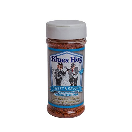 Blues Hog Sweet & Savory Seasoning 6.25 oz.