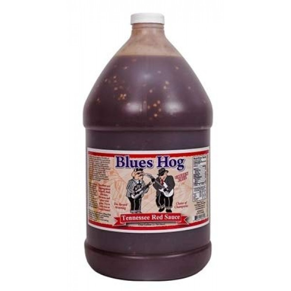 Blues Hog Tennessee Red BBQ Sauce 128 oz.