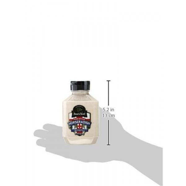 Boars Head Horseradish Sauce, 9.5 oz
