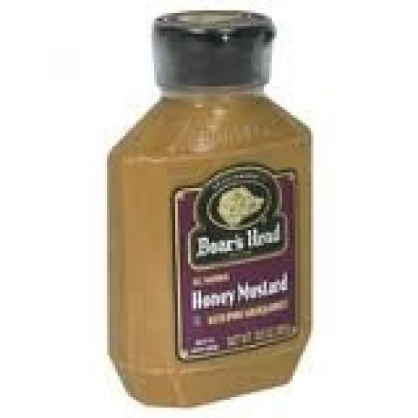 Boars Head Honey Mustard, 10.5 oz 3 pack