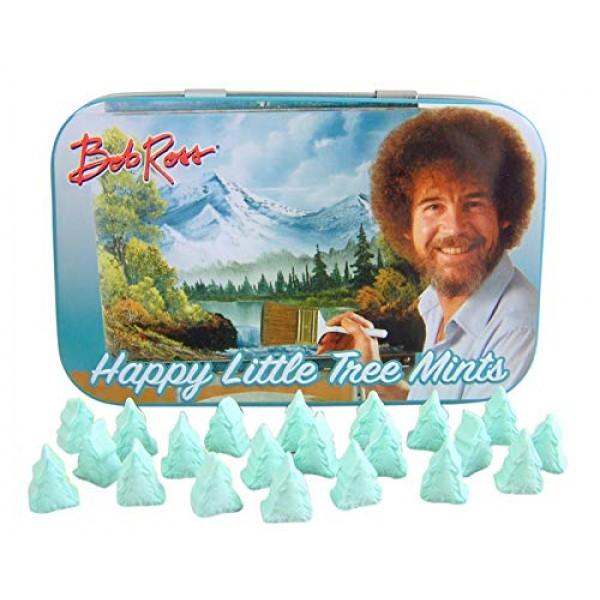 Bob Ross Happy Little Tree Mints 1