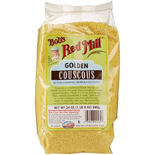 Bobs Red Mill Couscous, 24 Oz