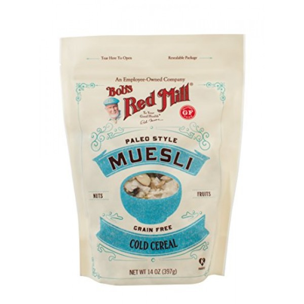 Bobs Red Mill Paleo Muesli, 14 Ounce