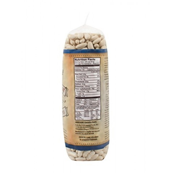 Bobs Red Mill Cannellini Beans, 24-ounce