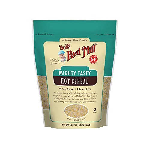 Bobs Red Mill Gluten Free Mighty Tasty Hot Cereal, 24 Oz