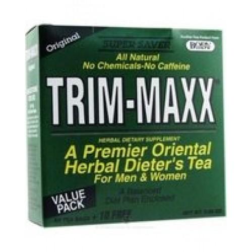 Body Breakthrough Trim Maxx Herbal Dieters Tea -- 60 Tea Bags +...