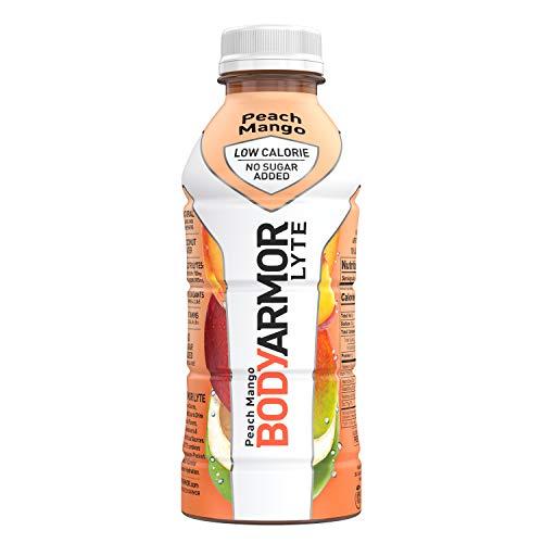 BODYARMOR LYTE Sports Drink Low-Calorie Sports Beverage, Peach M...