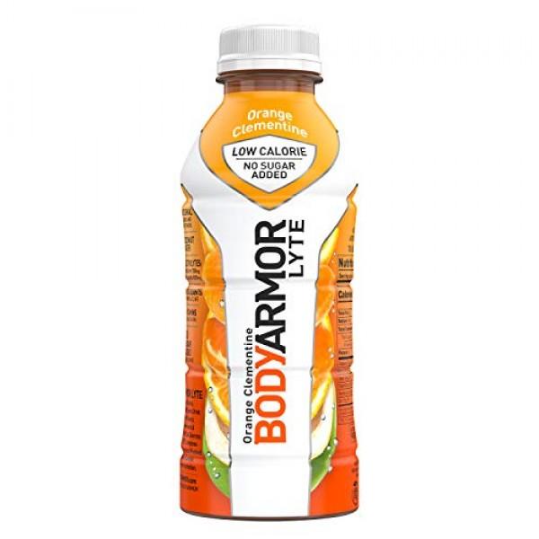 BODYARMOR LYTE Sports Drink Low-Calorie Sports Beverage, Orange ...