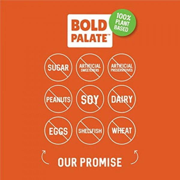 Bold Palate No Cows On This Ranch, Hint Of Harissa and Apple Spi...