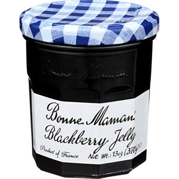 Bonne Maman, Jam Blackberry, 13 Ounce
