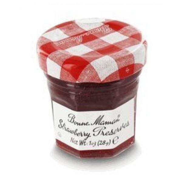 Bonne Maman Mini Preserves - Strawberry - 1oz