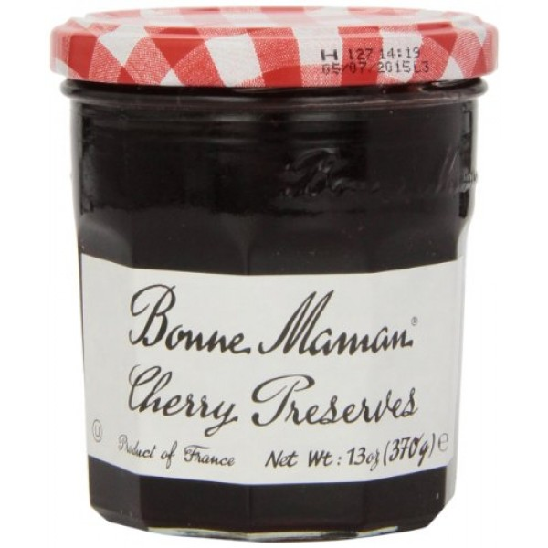 Bonne Maman Variety Pack, 13-Ounces Pack of 4