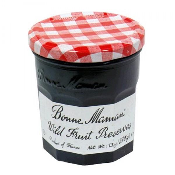 Bonne Maman Wild Fruit Preserves, 13-Ounce Jars Pack of 6