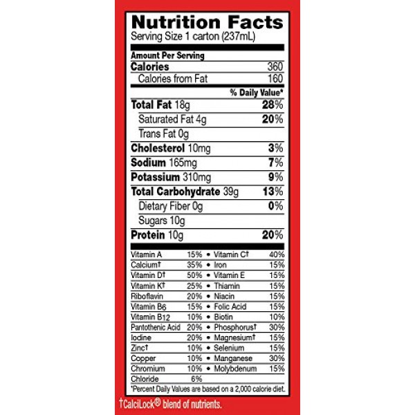 Boost Kid Essentials 1.5 Nutritionally Complete Drink with Fiber...