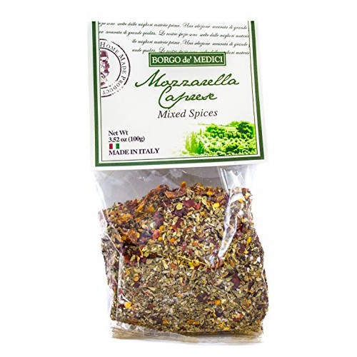 Borgo de Medici MOZZARELLA CAPRESE SEASONING BLEND 3.5oz / 100g
