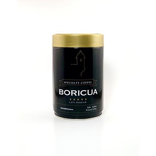 Boricua, Specialty Coffee, Cafe Premium, Ground Coffee, Net Wt. ...