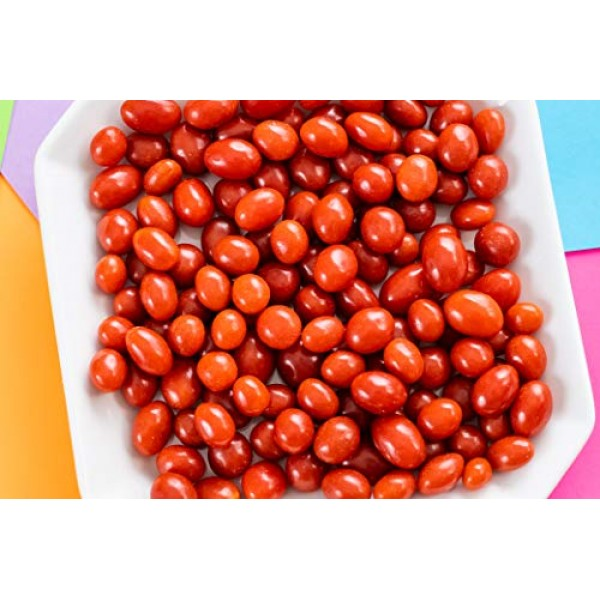 Boston Baked Beans Candy Coated Peanuts 2.9 Ounce Pack of 8