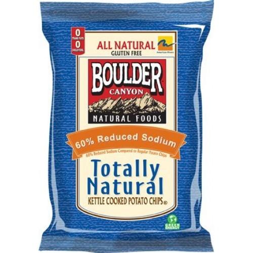 Boulder Canyon Boulder Redc Sod Ktl Chp 6.5 Oz Pack of 12