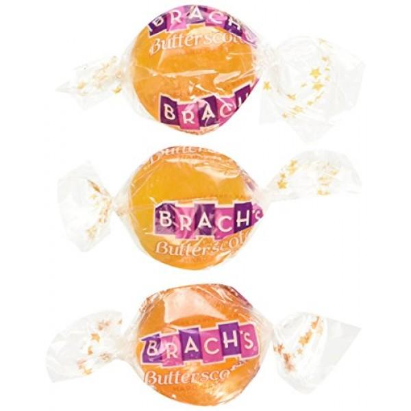 Brachs Butterscotch Hard Candy, 2 lb