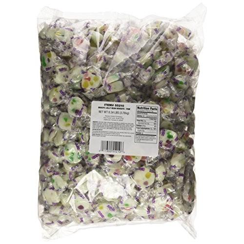 Brachs Jelly Beans Nougats Candy, 8.34 Pound Bulk Candy Bag