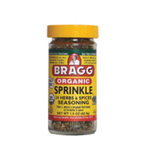 Bragg Ssnng Sprnkle Herb and Spice 3 Pack