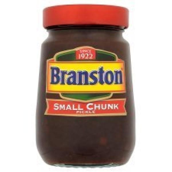 Branstons Sandwich Pickle 360g RedTop2 Pack