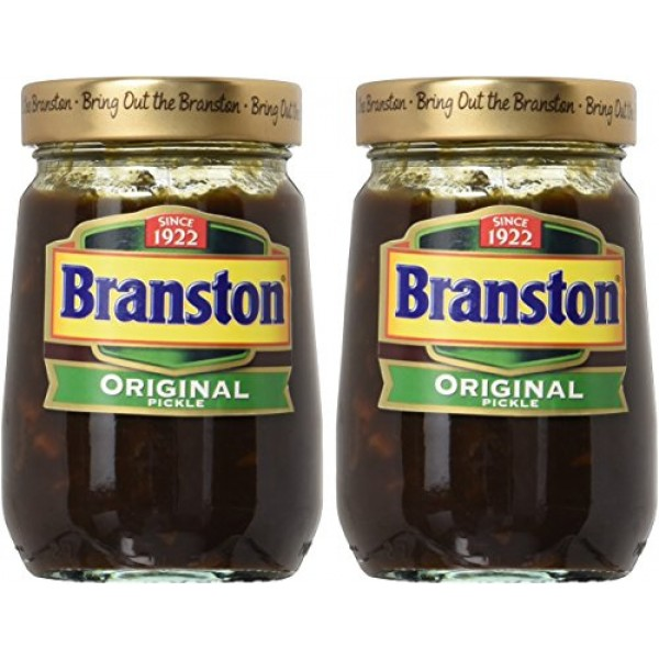 Branston Original Pickle 360g - Pack of 2