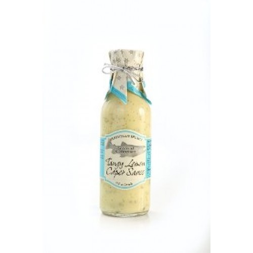 Braswells Tangy Lemon Caper Sauce - Pack of 2!
