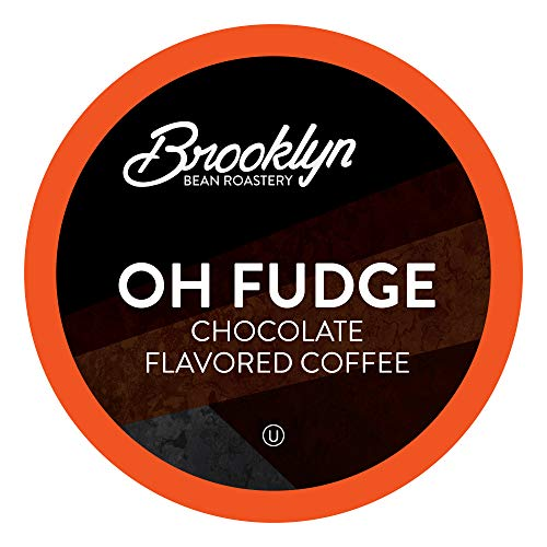 Brooklyn Beans Oh Fudge Coffee Pods, Compatible with 2.0 K-Cup B...