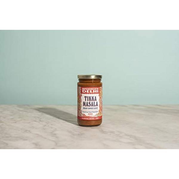 Brooklyn Delhi Tikka Masala - Indian Simmer Sauce - Tangy Tomato...