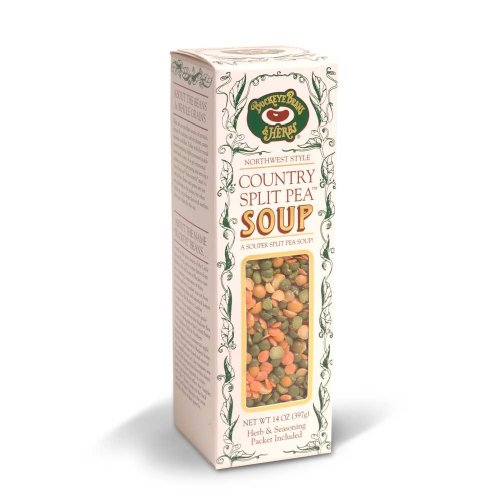 Buckeye Beans Country Split Pea Soup - 14 Ounces
