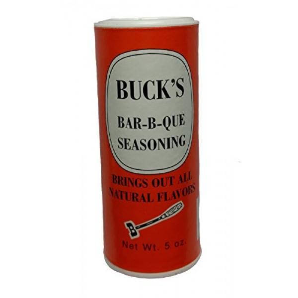 BUCKs Multi-Purpose Seasoning BBQ Seasoning