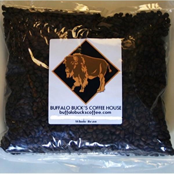 Highlander Grogg Top Arabica Gourmet Flavored Coffee Beans 5 Pou...