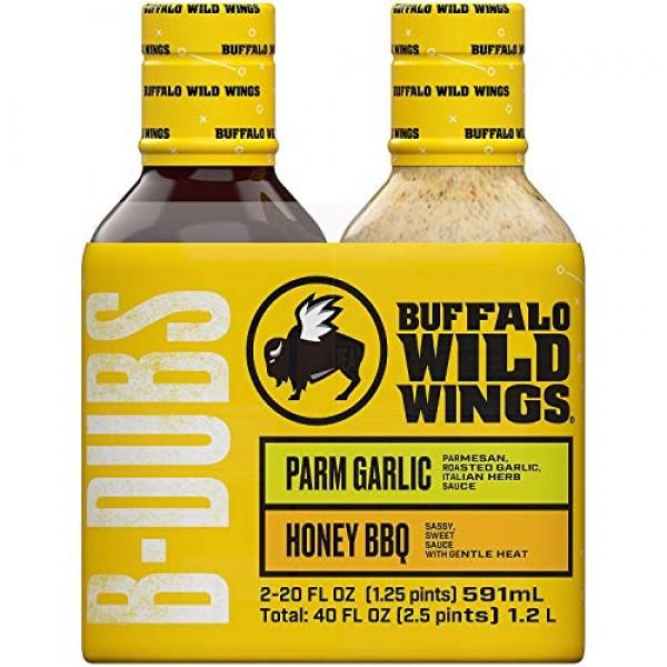 A Product of Buffalo Wild Wings Sauce 20 oz., 2 pk.