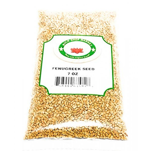 fenugreek seed 7 oz spice by BulkShopMarket