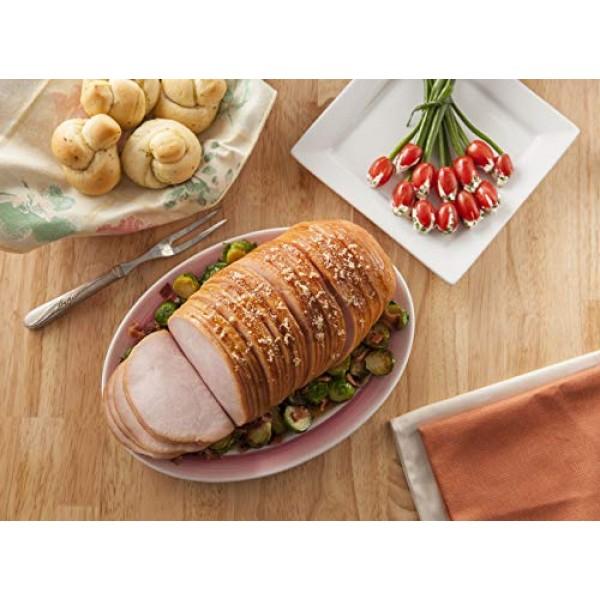 Burgers Smokehouse Boneless Sliced Gourmet Turkey Breast One 4...