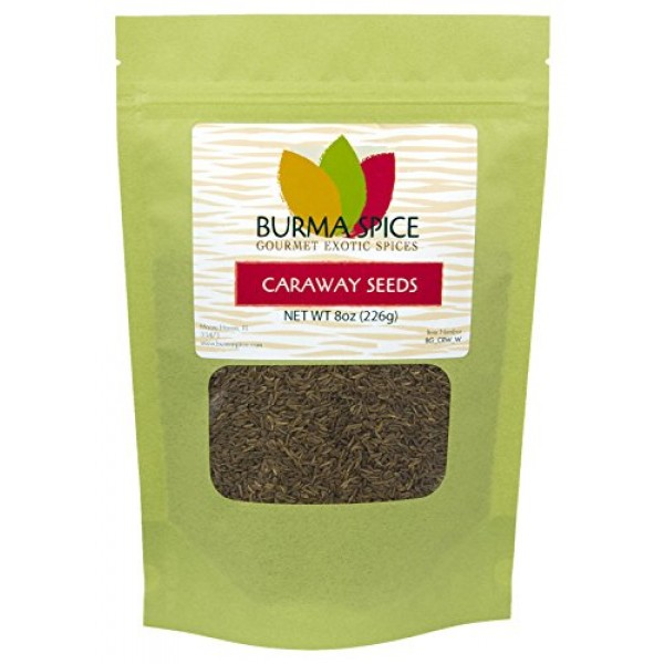 Caraway Seeds | Digestive Spice | Ideal for Aromatizing Cheese |...