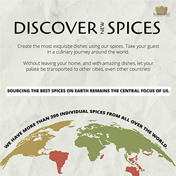 Chinese Five Spice Seasoning   Blend of Five Spices   Five Flavo...