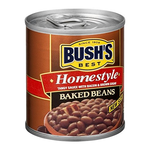 Bushs Best Homestyle Baked Beans Case of 12