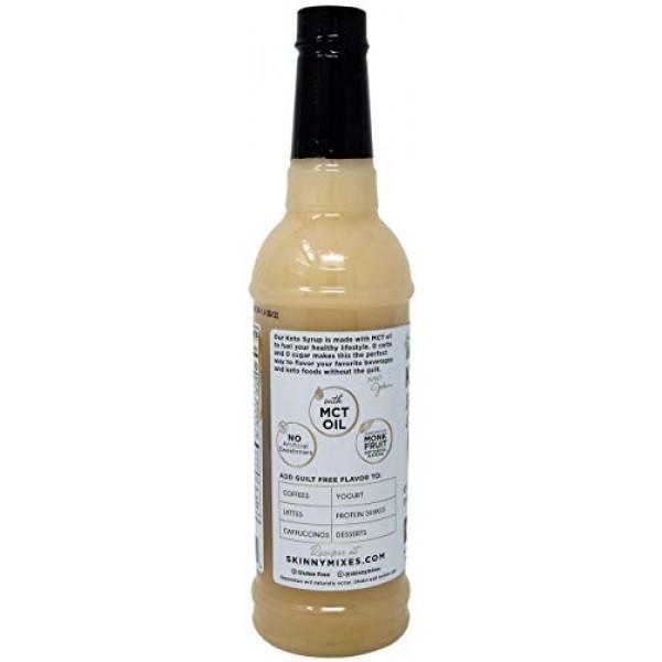 Jordans Skinny Syrups Keto Vanilla Bean and Mocha with MCT Oil ...