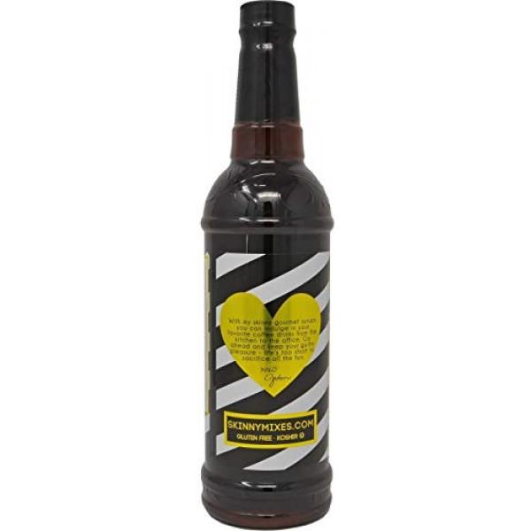 Jordans Skinny Syrups Sugar Free Signature Series Salted Dark C...