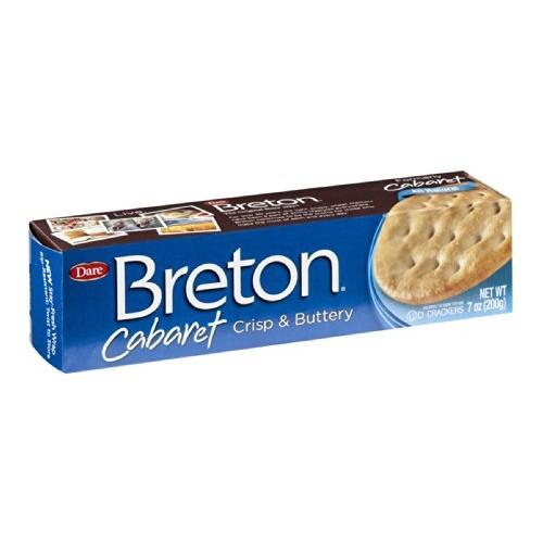 Dare cracker cabaret btr, 7 oz